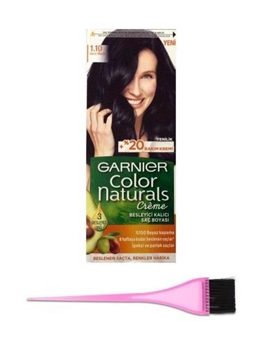 Garnier Garnier Color Naturals Saç Boyası Gece Si Kadın 110 + B Renksiz